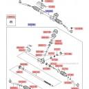 Caseta directie ( Original ) 56500-1J500 Hyundai I20