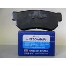 Set placute frana spate ( SANGSIN ) 58302-26A00 Hyundai Santa Fe ( an 2000-2003 )