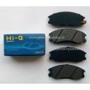 Set placute frana fata ( SANGSIN ) 58101-26A10 / 58101-26A30 Hyundai Santa Fe MY ( an 2000-2005 )