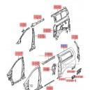 Aripa spate dreapta ( Original ) 71522-4H411 Hyundai H1 ( 2008- )