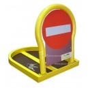 Sistem blocare parcare ( manual )