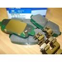 Set placute frana spate ( Original ) 58302-2PA70