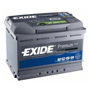Acumulator 70A / 75A ( Exide Excell Premium)