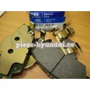 SET PLACUTE FRANA FT ( Original ) 58101-25A10