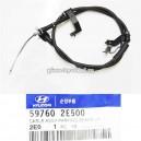 Cablu frana stanga ( Original ) 59760-2E500