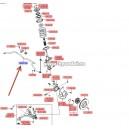 Bara stabilizatoare fata ( Original ) 54811-3J200
