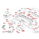 Plansa bord ( Original ) 84710-2C050LK Hyundai Coupe