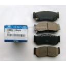 Placute frana spate ( Original ) 58302-2BA20