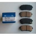 Set placute frana spate ( Original ) 58302-1GA00