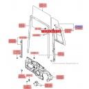 Geam fix usa spate stanga ( Original ) 83450-26020 Hyundai Santa Fe