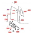 Culisa geam usa spate stanga ( Original ) 83530-26000  Hyundai Santa Fe