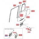 Macara usa spate dr. ( Original ) 83404-1C010 Hyundai Getz