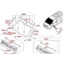 Parbriz ( Original ) 86110-4H130 Hyundai H1