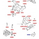 Suport motor fata stanga ( Original ) 0K88R-39030A Hyundai Terracan