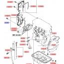 Capac inferior distributie ( Original ) 21350-02200 Hyundai I10 / Getz