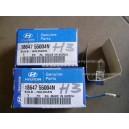 Bec halogen proiector ( Original ) 18647-55004E / 18647-55004N Hyundai H1, Coupe, Accent, Elantra