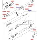 Cardan complet echipat ( Original ) 49300-2E350 / 49300-2E300 Hyundai Tucson 2006-