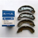 Set saboti frana ( Original ) 58305-25A00 Hyundai Accent -2005