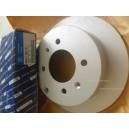 Disc frana spate ( Original ) 58411-38310  / 58411-3C000 Hyundai Sonata / Matrix