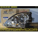 Far stanga ( Original ) 92103-H1021 Hyundai Terracan ( an 2001-2007 )