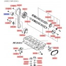 Kit distributie 1.6L ALPHA DOHC ( Original ) HYUNDAI ACCENT ( AN 2005-2011 )